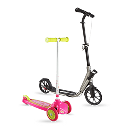 ROLLER, SCOOTER